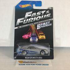 Nissan Skyline GT-R (R34) * Hot Wheels Fast & Furious * NB23