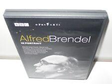 alfred brendel -  2 dvds - opus arte -