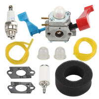 Carburetor Kit For Poulan FL1500 FL1500LE Gas Leaf Blower # Zama C1U-W12B Carb