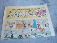 MAY 15 1960 MILWAUKEE JOURNAL Sunday Newspaper Comic Section