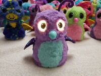 Hatchimals Burtle Butterfly Interactive Purple Blue Pet Spin Master Electronic