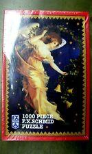 1000 Piece F.X. Schmid Puzzle: Midnight Angel
