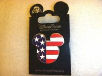 Disney Pin - Disney Catalog - America Framed Pin Set (Mickey Head) Pin Only