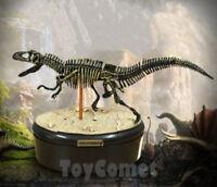 Acrocanthosaurus Dino Dinosaur Skeleton Fossil 4D 3D Puzzle Model Toy