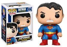 PEPYPLAYS FIGURA FUNKO POP SUPERMAN ESTILO VERSUS BATMAN 114