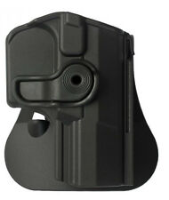Z1350 IMI Defense Black Polymer Right Hand Holster for Walther P99, P99 AS -U