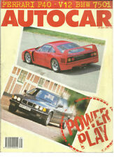 July Autocar Transportation Magazines