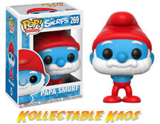 The Smurfs - Papa Smurf Pop! Vinyl Figure