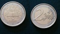 SPAIN / 2007 - 2 EURO / 50th Anniversary Treaty of Rome