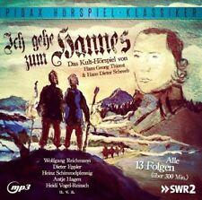 Ich gehe zum Hannes - Pidax Hörspiel-Klassiker mp3 CD/NEU/OVP