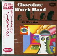 THE CHOCOLATE WATCH BAND-NO WAY OUT-JAPAN MINI LP CD BONUS TRACK B57