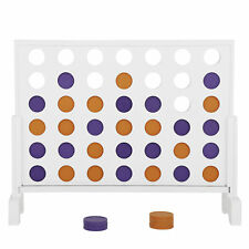 Yard Games Giant 4 In A Row Game Big Fun For Adults Teen Connect Party