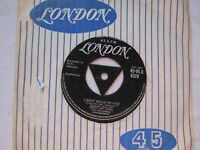 JERRY LEE LEWIS GREAT BALLS OF FIRE / MEAN WOMAN BLUES london tri 8529