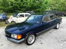 Mercedes Benz 280 sel w126 gpl tetto clima