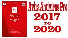Avira Antivirus Pro 2017  License Key , 3  Pc - 3 Years , Limited Offer