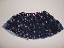 29d4b3a94 Baby Starters Patriotic Skirt 18 Months Red White Blue Stars America Tulle  July