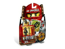 Lego Ninjago 2170 Cole DX MISP (Mint in Sealed Pack)