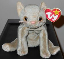 Ty Beanie Baby ~ SCAT the Cat ~ MINT with MINT TAGS ~ RETIRED