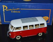 Welly Die Cast Car Bus 1962 VOLKSWAGEN CLASSICAL BUS MICROBUS #3041055
