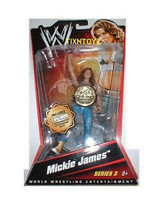 WWE_MICKIE JAMES Chase figure with BELT_Limited Edition_# 586 of 1000_Series # 3