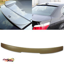 For BMW E60 5-Series 530xi 535i 545i A Style Rear Roof Spoiler Unpainted