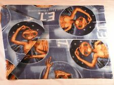 ET in Circles Fleece Scarf E T Phone Home