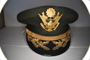 1950-60s U.S. Army Officer's Insignia Hat, Korea War or early Vietnam era.