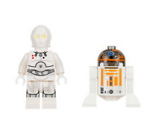 lego Star Wars K3PO K-3PO R3-A2 R3A2 mini figures from 75098 W/ TRACKING