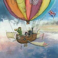 Monsieur crapaud et Moley la fantastique machine volante nouveau par Dale Bowen