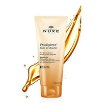 Nuxe Paris Precious Scented Shower Oil Golden Shimmer 200ml