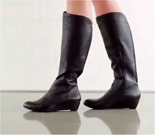 Jessica Simpson Bafford Black Knee High Boots 6 M