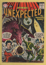 Tales of the Unexpected #17 September 1957, DC, 1956 Series VG-