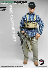 "1:6 Saturday Toys/Play House – PMC Clothes Set 02 for 12"" Action Figures"