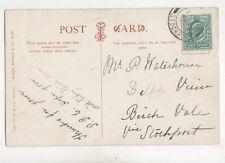Mr P Waterhouse Delph View Brick Vale Stockport 1904 399b