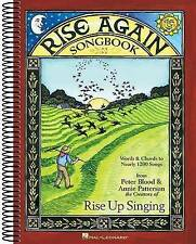 NEW Rise Again Songbook: Words & Chords to Nearly 1200 Songs 9x12 Spiral Bound