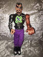 Hasbro 2000 Action Man Dr X Vintage Retro Collectible Toy Robot