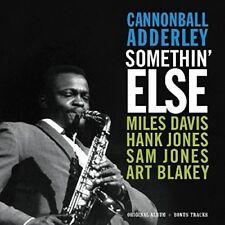 Cannonball Adderley - Somethin Else Original Album + Bonus Tracks [New Vinyl LP]