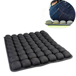 3D TPU Memory Foam Seat Cushion Coccyx Pain Relief Car Office Home Travel