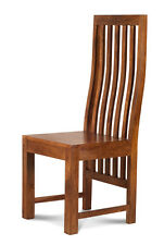 DAKOTA SOLID MANGO WOOD DINING CHAIR FOR DINING TABLE SET INDIAN FURNITURE NEW