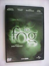 THE FOG - DVD PAL EXCELLENT CONDITION - JOHN CARPENTER - JAMIE LEE CURTIS