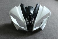 Unpainted Raw Upper Front Nose Cowl Fairing for Yamaha YZF R6 2008-2016 09 10 11
