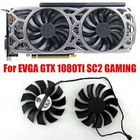 PLA09215B12H Graphics Card Cooling Fan for EVGA GTX 1080Ti SC2 GAMING Black BS