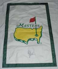 PHIL MICKELSON SIGNED AUTO'D MASTERS HOUSE FLAG PSA/DNA COA M01344 2004 CHAMP