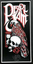 Mint & Signed Pearl Jam 2008 Camden Klausen A/P Poster 70/205