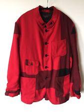 Engineered Garments Grim Jacket (M, Oversized) FW18 Red Plaid Japan Military