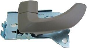 FITS 2003-2009 KIA SORENTO DRIVER LEFT FRONT INTERIOR DOOR HANDLE BEIGE COLOR