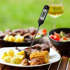 Digital Food Thermometer Probe Temperature for Kitchen Cooking BBQ Meat Turkey
