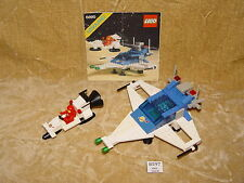 LEGO Sets: Classic Space: 6890-1 Cosmic Cruiser (1982) 100% with INSTRUCTIONS
