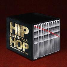 Hip Hop Essentials Various Hip Hop Essentials Various (Ltd) (Box) 12 CD NEW seal