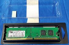 Promos V916732J24QAFW-E4 Desktop Memory RAM PC2-4200U-444-10-C0 256MB One Slot